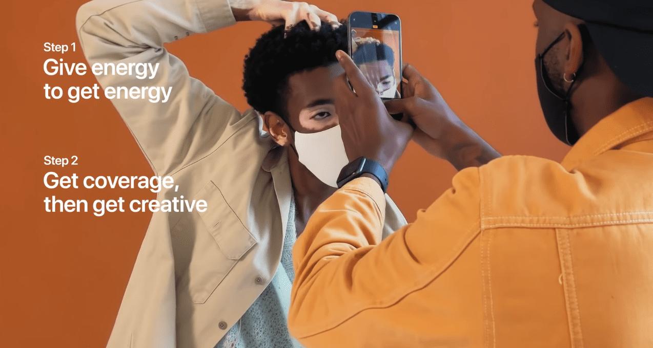 Apple представит новую сессию «Сегодня в Apple» о том, как снимать портретные фотографии на iPhone