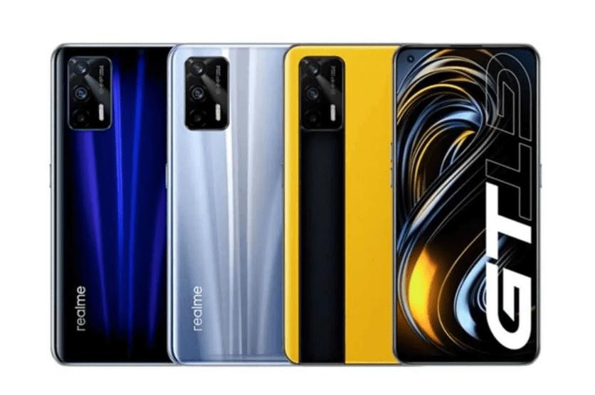 Realme GT 5G может стать самым дешевым телефоном Snapdragon 888 в Индии