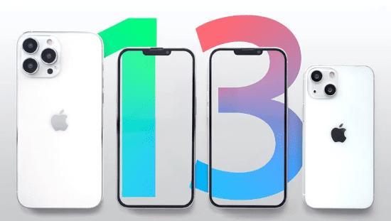 iPhone 13 с возможностью хранения 1 ТБ для моделей Pro появится в сентябре
