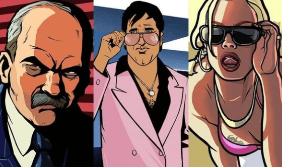 GTA Remastered Trilogy может выйти в 2022 году