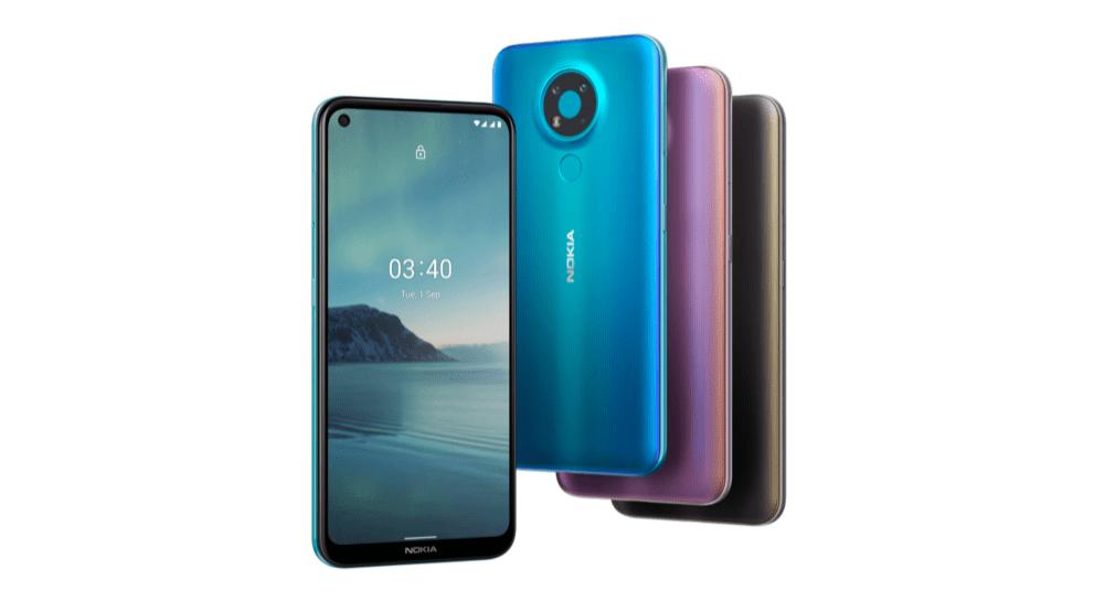 Nokia 3.4 отложила обновление Android 11 в нескольких регионах