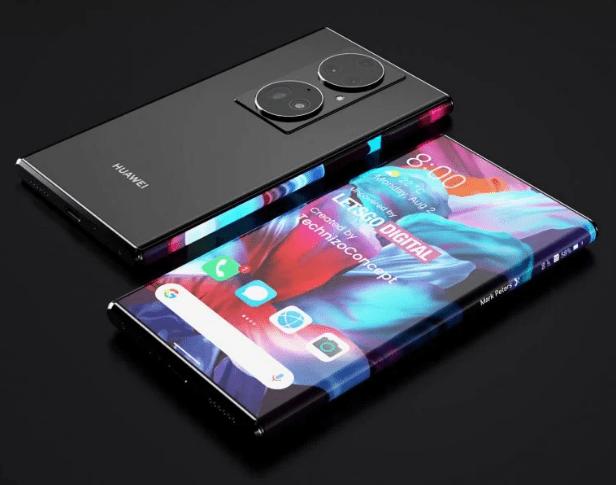 Huawei Mate 50 может иметь дисплей Arc со встроенной камерой