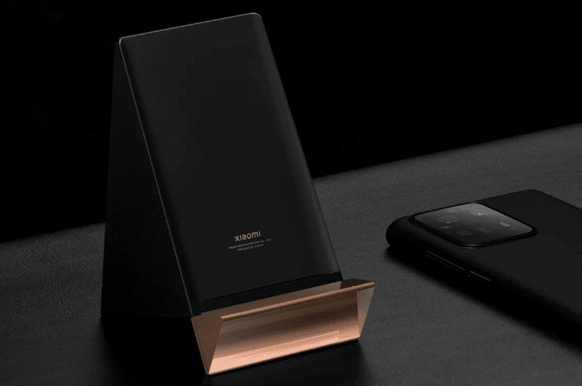 Запущена подставка для беспроводной зарядки Xiaomi Mi 100W за 599 иен