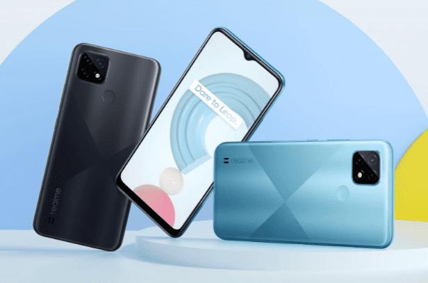 Realme C21 упаковывает обновление Realme UI 2.0 на базе Android 11