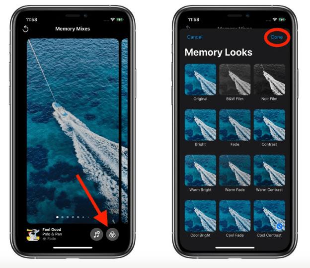 iOS 15: как улучшить воспоминания в приложении «Фото» с помощью «образа памяти»
