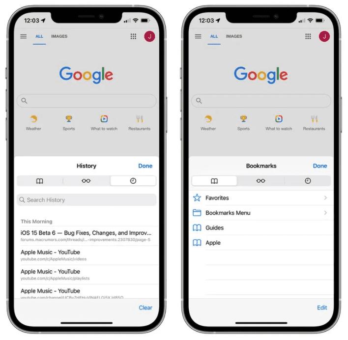 Что нового в iOS 15 Beta 6: функция SharePlay отключена, Safari обновлен и другое