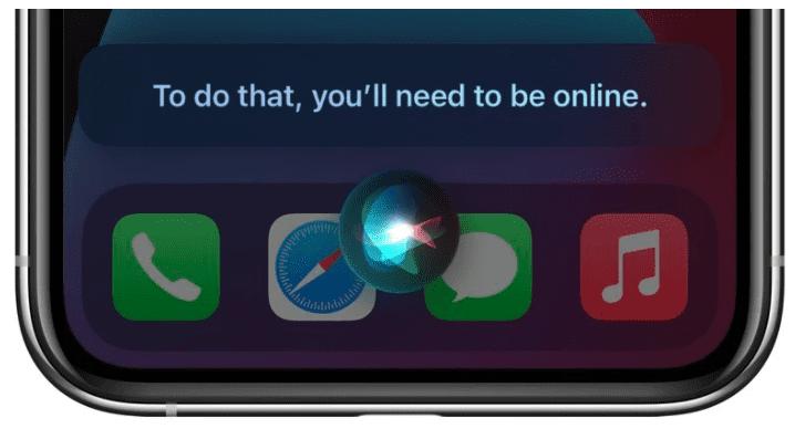 iOS 15: как использовать Siri в автономном режиме