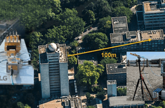 LG установила новый рекорд дальности передачи 6G