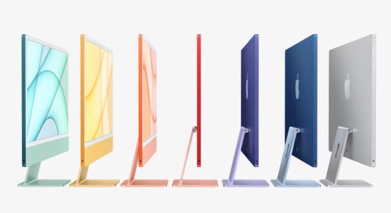 Apple начинает продавать отремонтированные 24-дюймовые iMac в Великобритании