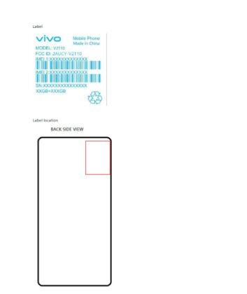 Vivo Y21s получил сертификат FCC