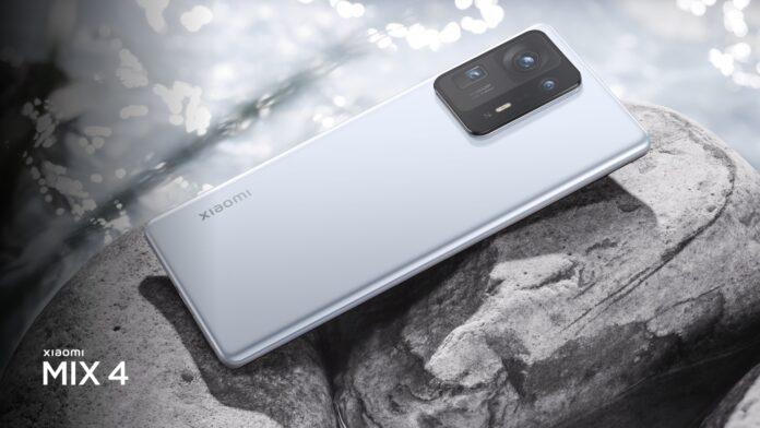Xiaomi удалит режим защиты от потери из Mi Mix 4