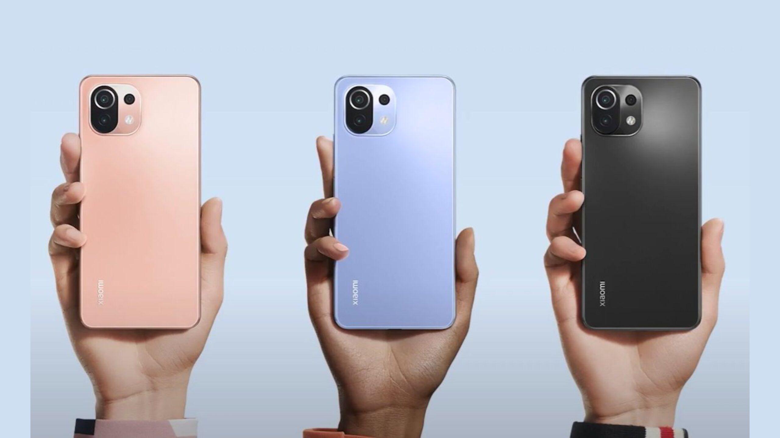 Xiaomi Mi 11 Lite и Redmi Note 10 получат обновление MIUI 12.5 в Индии