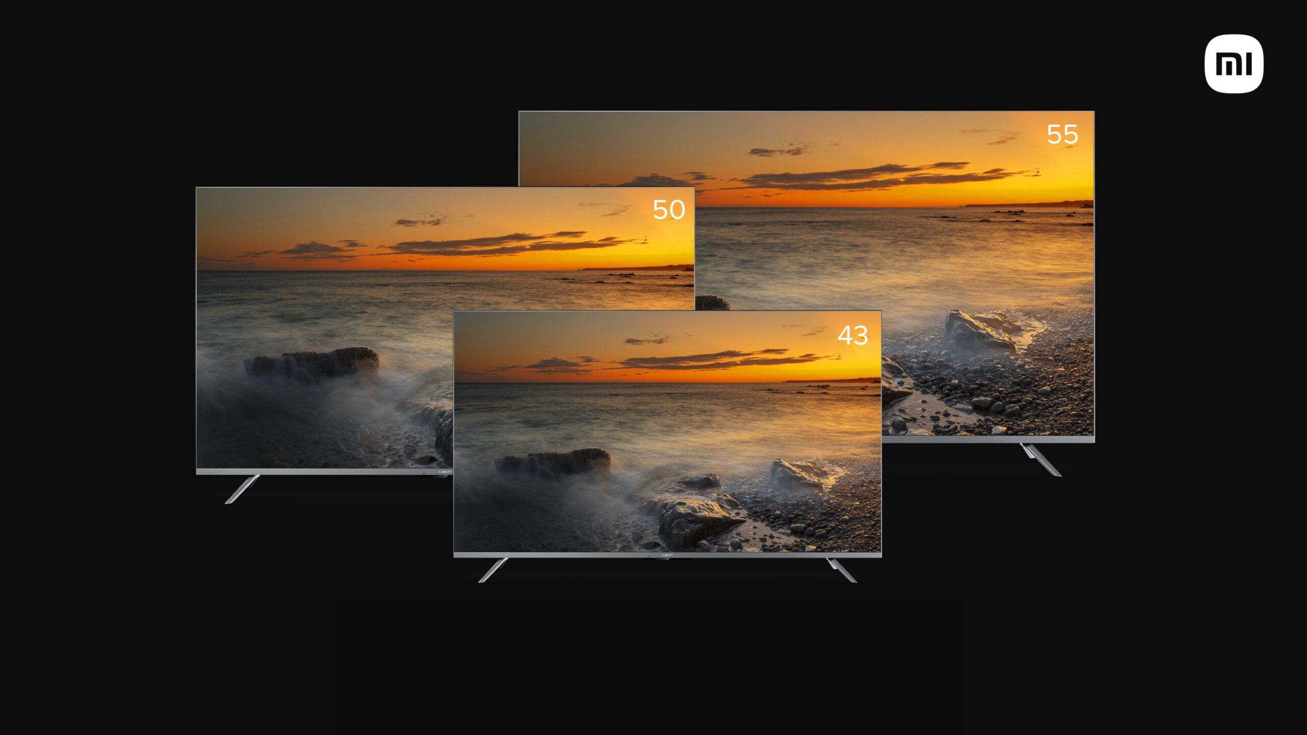 Xiaomi Mi TV 5X с диагональю 43, 50 и 55 дюймов запущен в Индии
