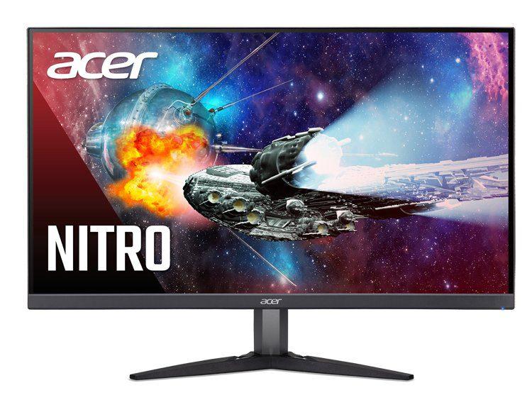 Acer представила в РФ новый игровой монитор Nitro KG282K формата 4К