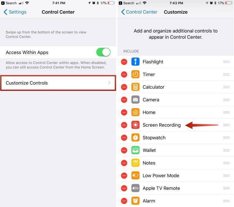 Как сделать запись экрана на айфоне: пошаговая инструкция