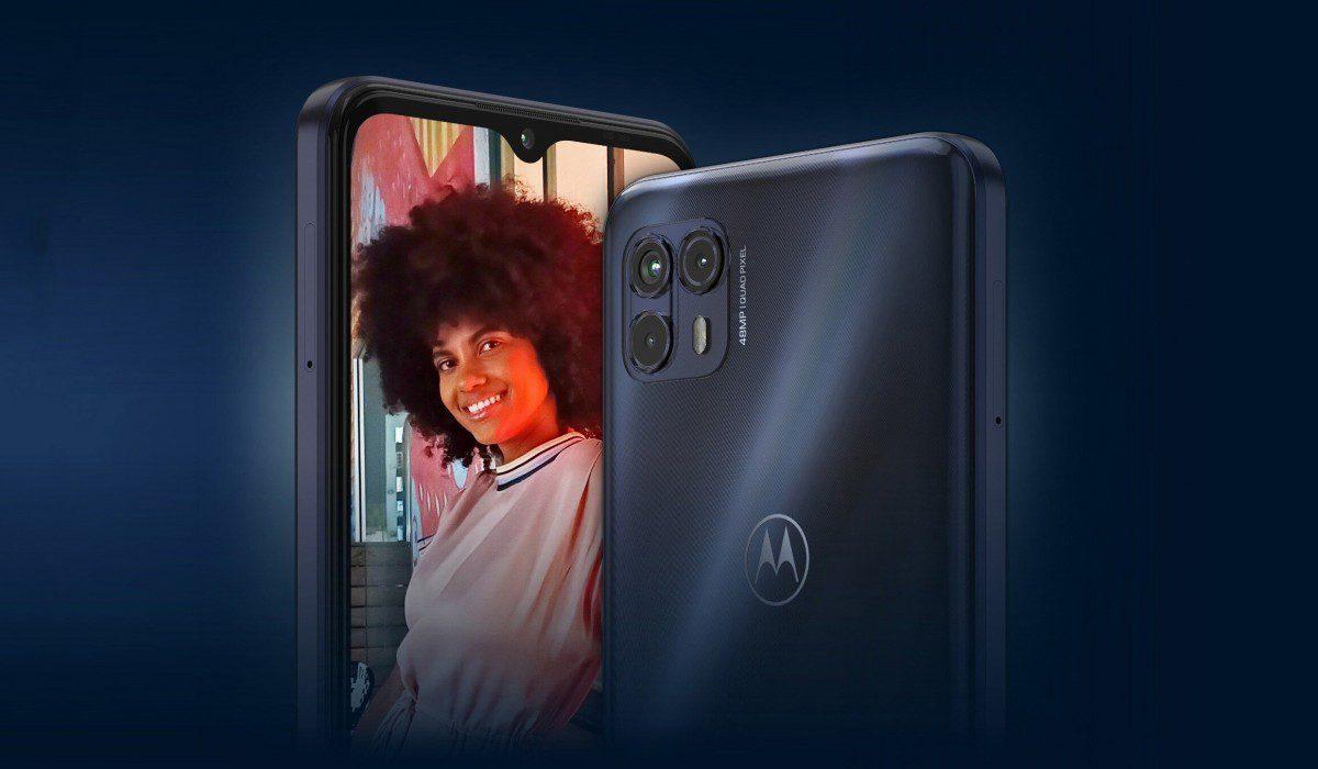 Стали известны спецификации Motorola Moto G50 5G