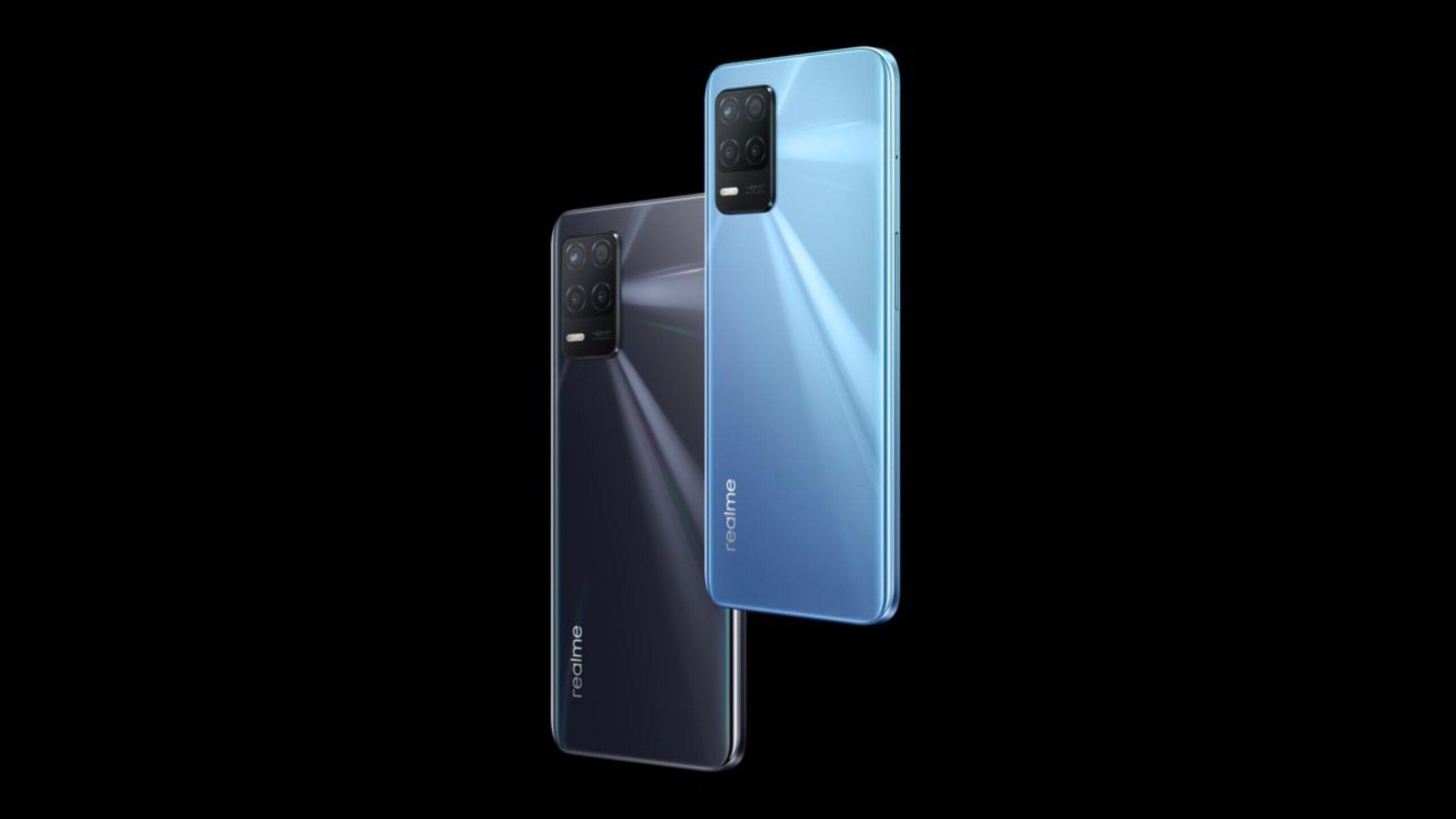 Цены на Realme C21, C25s, Narzo 30, 8 5G в Индии выросли на 500 ₹