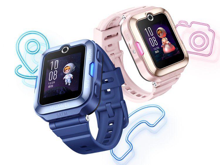 Huawei представила детские смарт-часы Children's Watch 4 Pro по цене $150