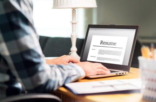 как структурировать resume
