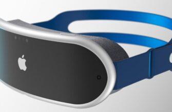 Первую гарнитуру Apple AR / VR нужно будет подключить к iPhone