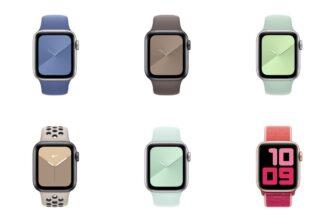 Apple Watch 7 может не подходить к ремешку от Apple Watch 6
