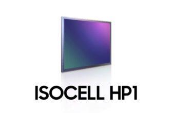 Samsung представила ISOCELL HP1 — первый 200-мегапиксельный датчик камеры смартфона