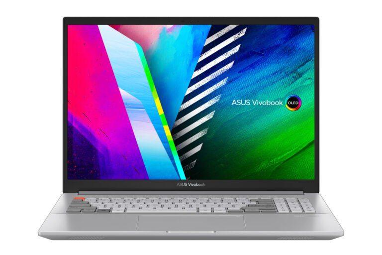 Asus анонсировала новые OLED-ноутбуки для создателей контента