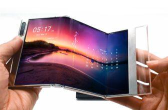 Первое складное устройство Samsung может появиться раньше, чем ожидалось