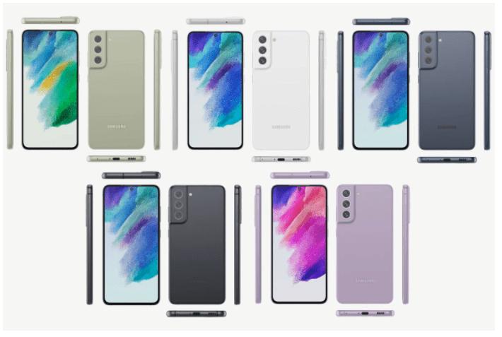Samsung Galaxy S21 FE будет оснащен ультразвуковым датчиком отпечатков пальцев