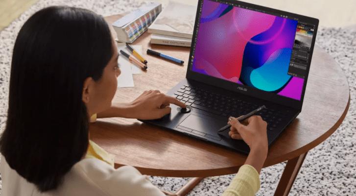 Asus делает ставку на OLED-ноутбуки