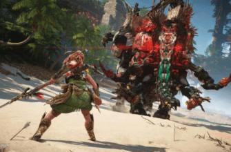 Horizon Forbidden West не сможет перейти с PS4 на PS5