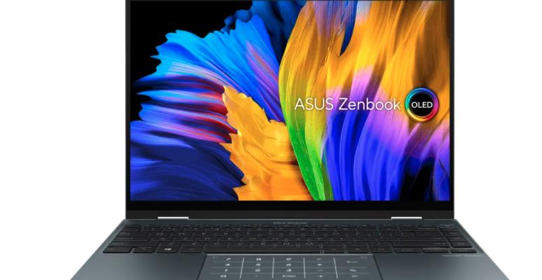 Asus выпустила тонкий и легкий ноутбук с OLED-экраном Asus Zenbook 14X