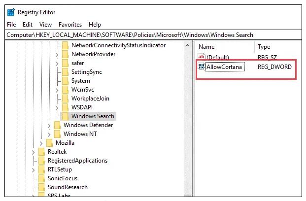 Как отключить Кортану в Windows 10: 3 способа