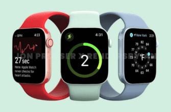 В Apple Watch Series 7 впервые за последние годы будет обновлен дисплей