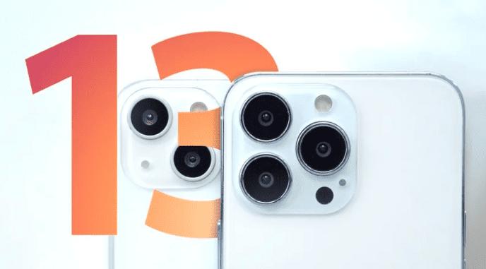Утечка раскрывает четыре основных особенности камеры iPhone 13