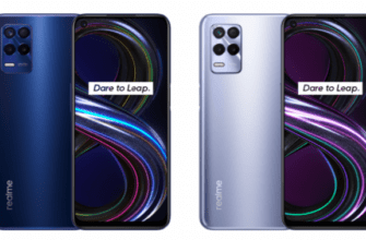 Realme 8s 5G запущен с дисплеем 90 Гц, Dimensity 810 и тройными камерами 64 МП