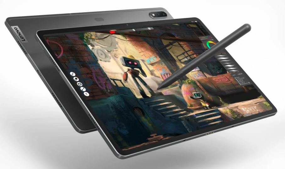 Lenovo официально представила планшеты Tab P12 Pro и Tab P11 5G