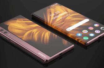 Huawei подала заявку на патент на съемный телефон