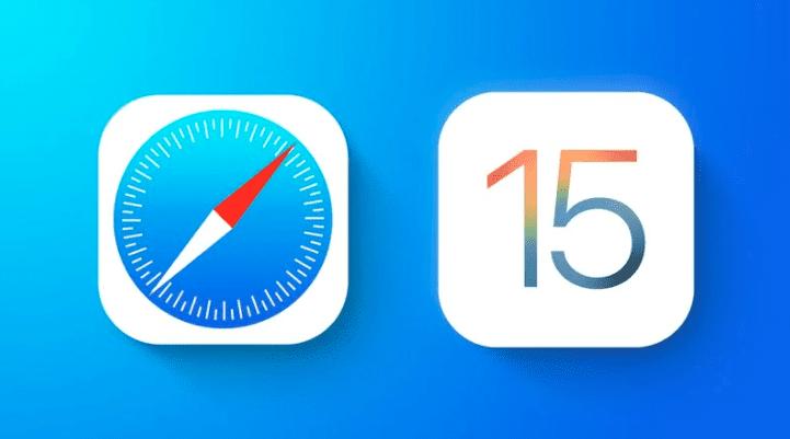 iOS 15: как вернуться к исходному дизайну Safari