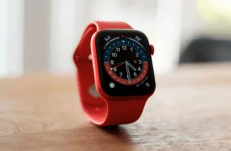 Apple преодолевает производственные проблемы Watch Series 7