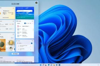 Сборка Windows 11 22454 опубликована для инсайдеров на канале разработчиков