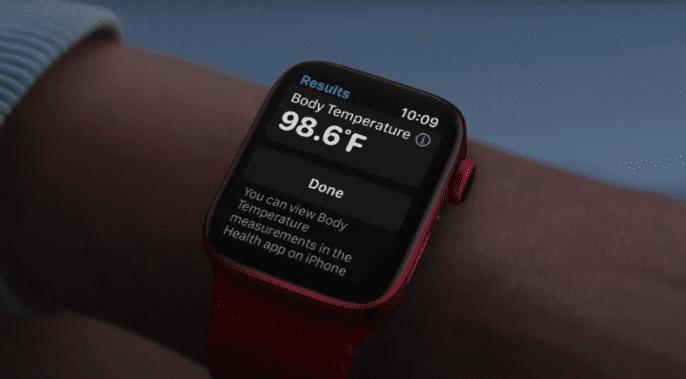 Apple Watch Series 8 будут измерять температуру, а будущие AirPods помогут контролировать здоровье