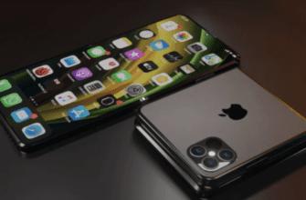 Apple снова запатентовала складной аккумулятор для своего складного iPhone