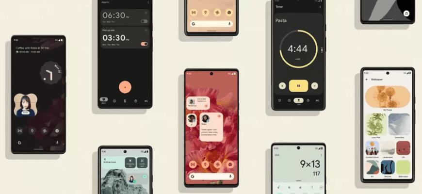 Новый тизер Google Pixel 6 показывает красочный смартфон во всей красе