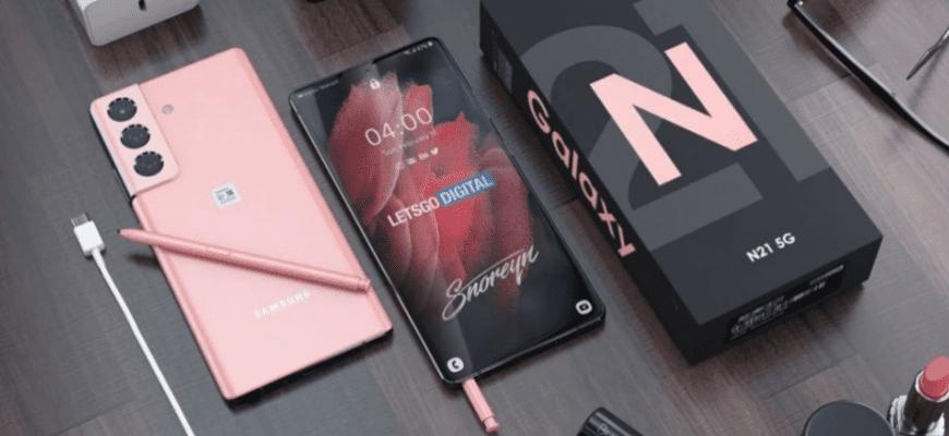 Samsung, возможно, начал работу над новым флагманом Galaxy Note