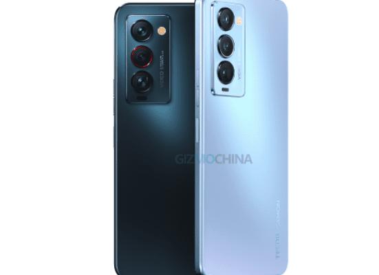 TECNO CAMON 18 представит мощные камеры с 60-кратным зумом вместе с новым Helio G96