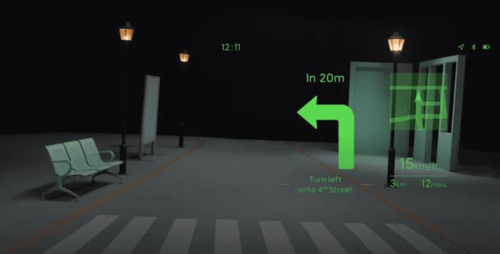 Xiaomi демонстрирует концептуальные умные очки с дисплеем MicroLED