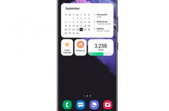 Samsung выпускает бета-версию Android 12 для владельцев Galaxy S21