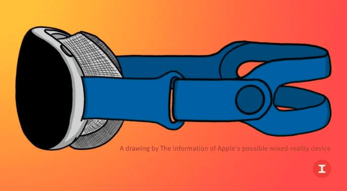 Гарнитура Apple VR может иметь микро-OLED-дисплей высокого разрешения с разрешением 3000 пикселей на дюйм