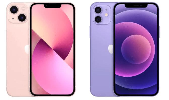 Модели iPhone 13 тяжелее и толще, чем модели iPhone 12